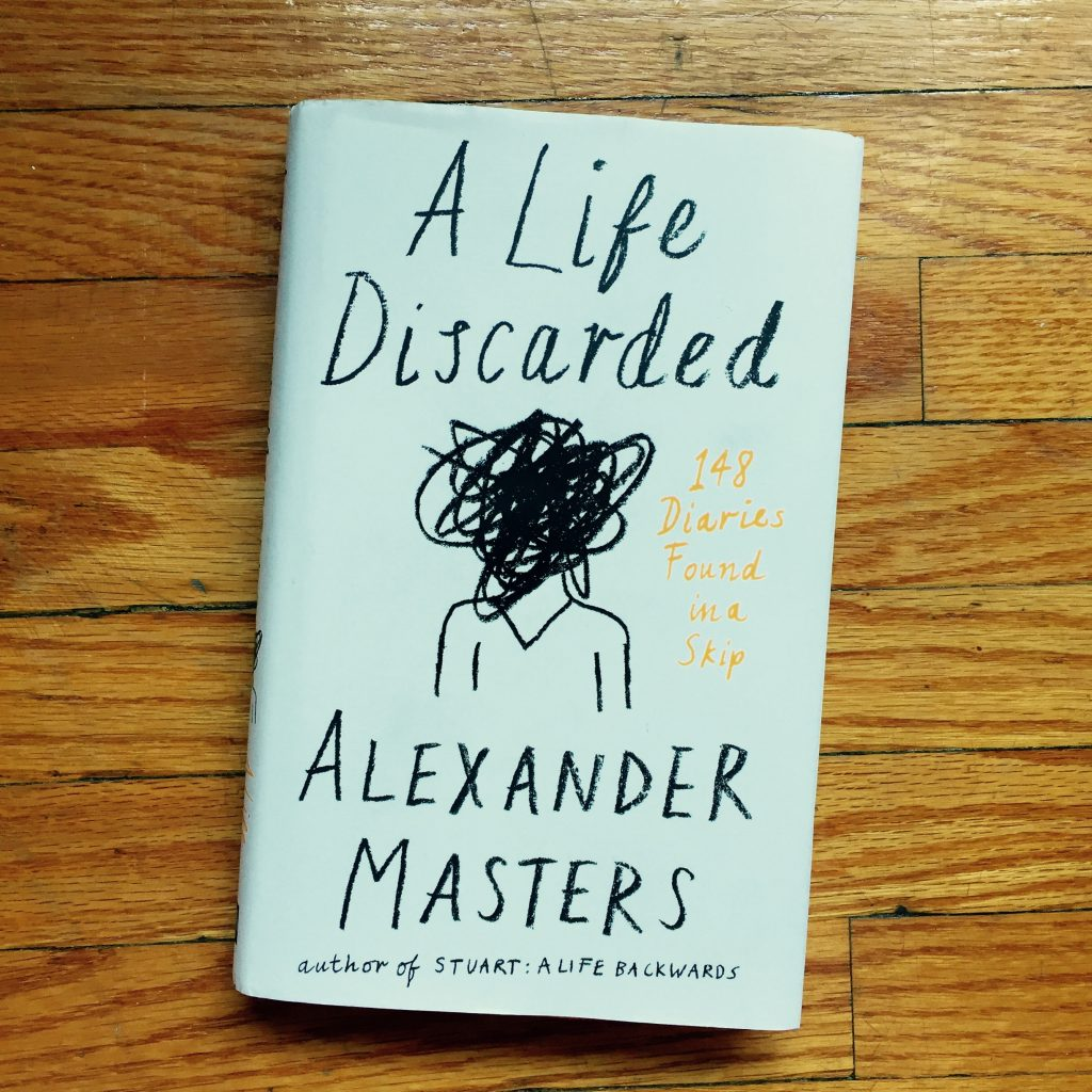 Alexander Masters cover