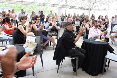 CWS_Crowd at the Dayne Ogilvie Prize_c Katrina Afonso