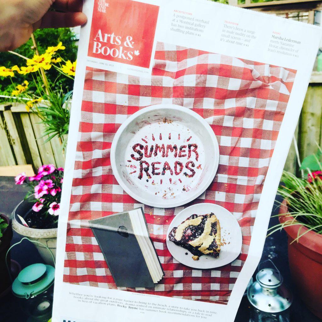 Summer Reads 2019 Globe